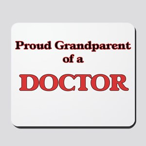 Proud Grandparent of a Doctor Mousepad