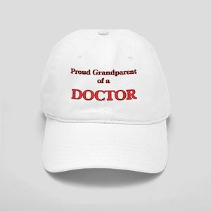 Proud Grandparent of a Doctor Cap