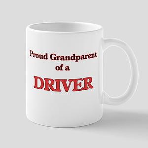 Proud Grandparent of a Driver Mugs