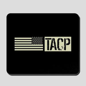 U.S. Air Force: TACP (Black Flag) Mousepad