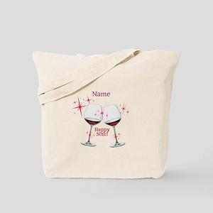 Custom 50th Birthday Tote Bag