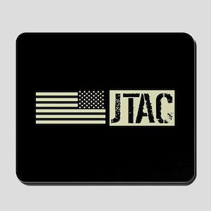 U.S. Air Force: JTAC (Black Flag) Mousepad