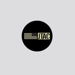 U.S. Air Force: JTAC (Black Flag) Mini Button