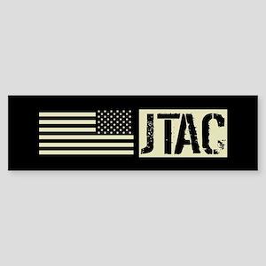 U.S. Air Force: JTAC (Black Flag) Sticker (Bumper)