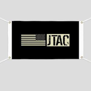 U.S. Air Force: JTAC (Black Flag) Banner