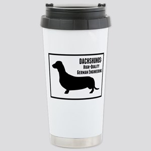 Dachshunds Stainless Steel Travel Mug