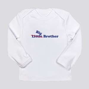 Promoted to big brother Long Sleeve T-Shirt