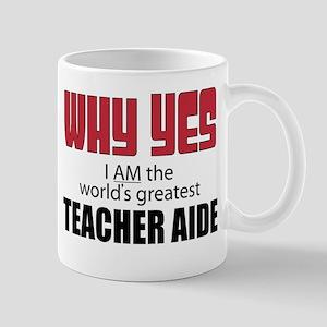 Teacher Aide Mugs