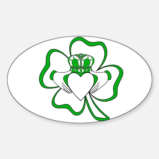 Claddagh-01 Decal