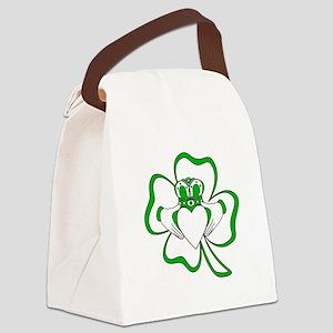Claddagh-01 Canvas Lunch Bag