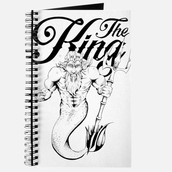 """""""The King"""" Poseidon Journal"""