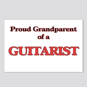 Proud Grandparent of a Gu Postcards (Package of 8)