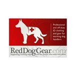 Red Dog Gear Magnet