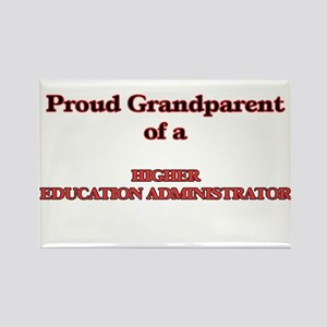 Proud Grandparent of a Higher Education Ad Magnets
