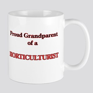 Proud Grandparent of a Horticulturist Mugs