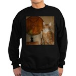 Happy Satanic Kitty Sweatshirt