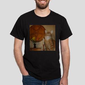 Happy Satanic Kitty T-Shirt