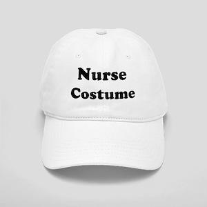 Nurse costume Cap