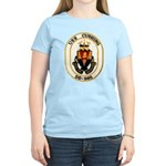 USS CUSHING Women's Light T-Shirt