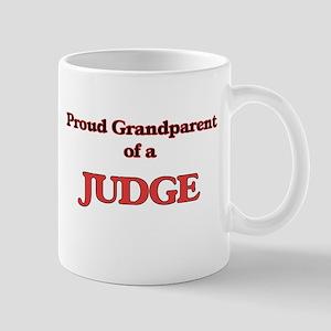 Proud Grandparent of a Judge Mugs
