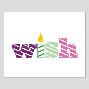 Candle Wish Posters