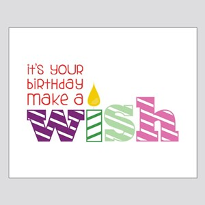 Birthday Wish Posters