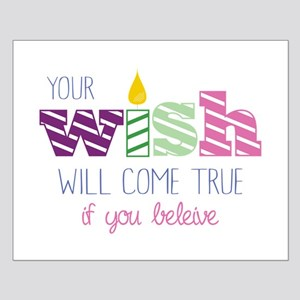 Candle Believe Posters