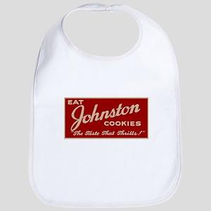 Milwaukee Johnston Cookies sign Baby Bib