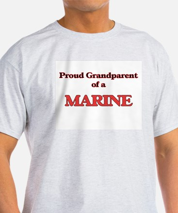 Proud Grandparent of a Marine T-Shirt