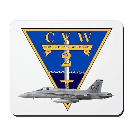 CVW TWO Mousepad