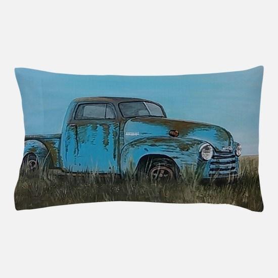 Cute Old truck Pillow Case