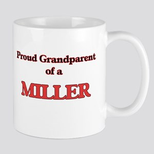 Proud Grandparent of a Miller Mugs