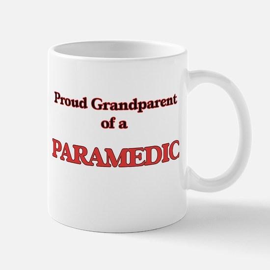 Proud Grandparent of a Paramedic Mugs