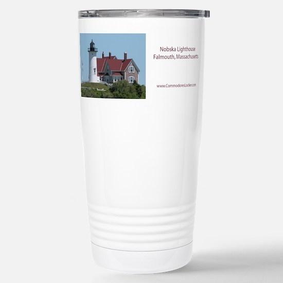 Nobska Lighthouse Large Mugs