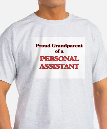 Proud Grandparent of a Personal Assistant T-Shirt