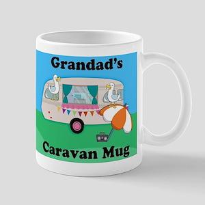 Grandad's Caravan Gift Mug Mugs
