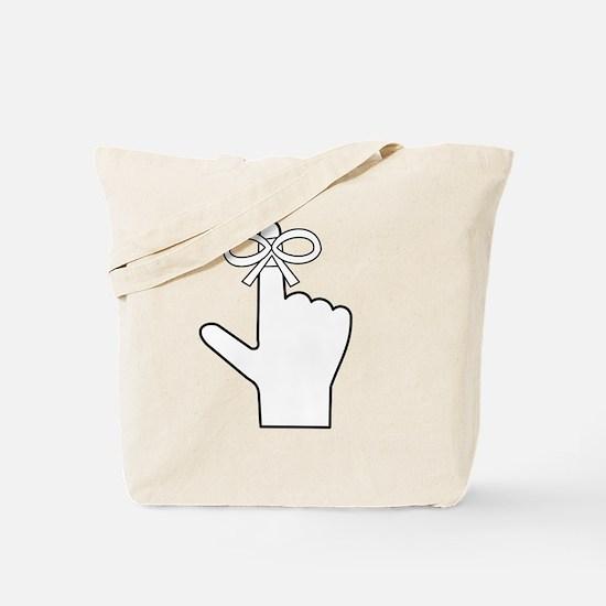 Unique Reminder Tote Bag