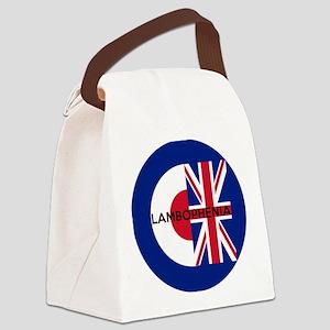 LAMBOPHENIA Canvas Lunch Bag