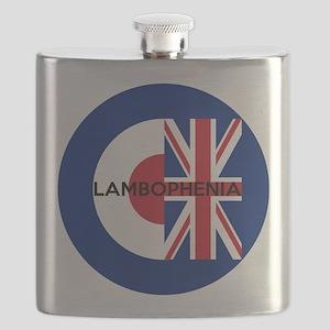 LAMBOPHENIA Flask