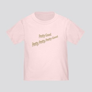 CURB YOUR ENTHUSIASM Toddler T-Shirt