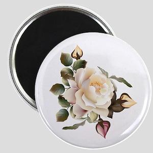 Beautiful Victorian Roses Magnet