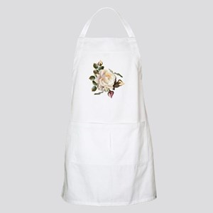 Beautiful Victorian Roses Apron