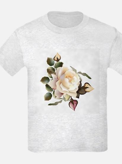 Beautiful Victorian Roses T-Shirt