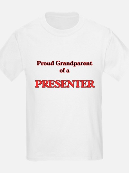 Proud Grandparent of a Presenter T-Shirt