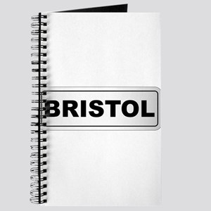 Bristol City Nameplate Journal