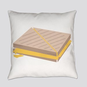 Grilled Cheese Everyday Pillow
