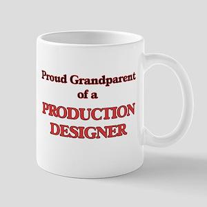 Proud Grandparent of a Production Designer Mugs