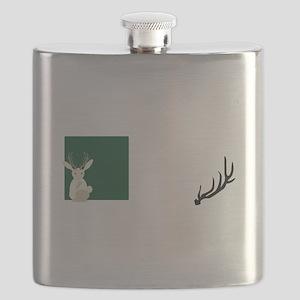 Jackalope Flask