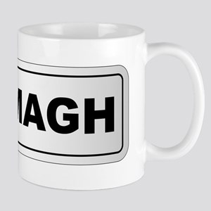 Armagh City Nameplate Mugs