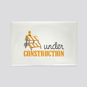 Under Construction Magnets